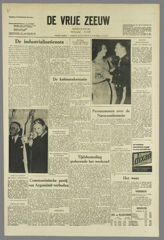 de Vrije Zeeuw 1963-05-28