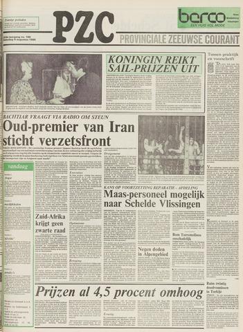 Provinciale Zeeuwse Courant 1980-08-09