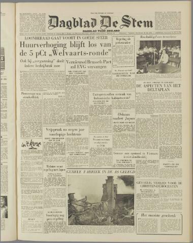 de Stem 1954-09-14