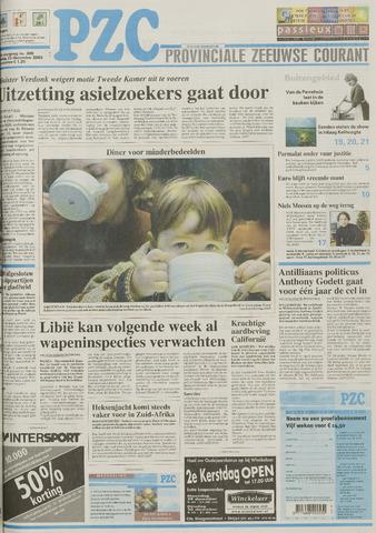 Provinciale Zeeuwse Courant 2003-12-23
