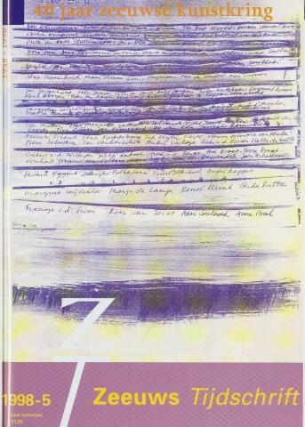 Zeeuws Tijdschrift 1998-09-01
