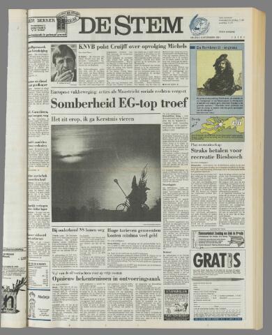 de Stem 1991-12-06