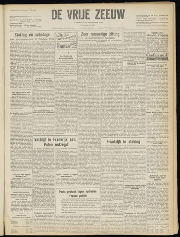 de Vrije Zeeuw 1949-11-26