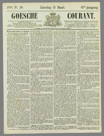 Goessche Courant 1894-03-31