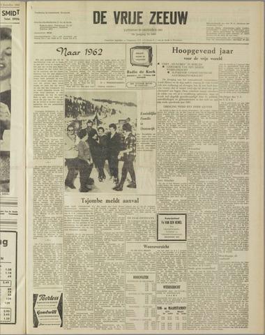 de Vrije Zeeuw 1961-12-30