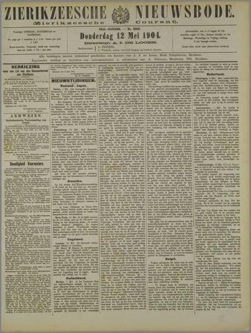 Zierikzeesche Nieuwsbode 1904-05-12