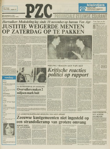 Provinciale Zeeuwse Courant 1976-11-24