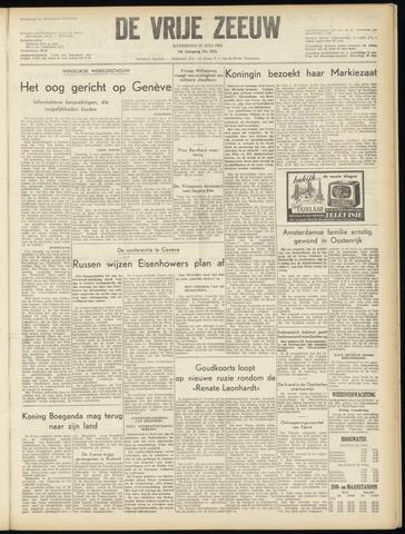 de Vrije Zeeuw 1955-07-23