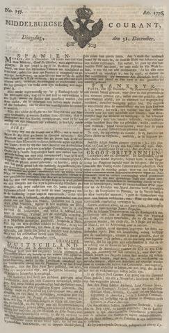 Middelburgsche Courant 1776-12-31