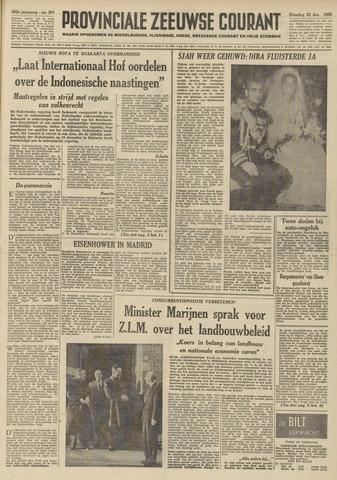 Provinciale Zeeuwse Courant 1959-12-22