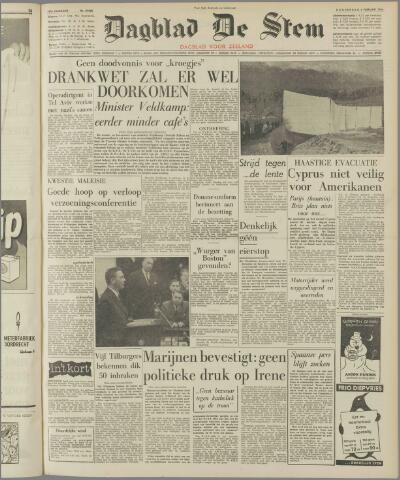 de Stem 1964-02-06