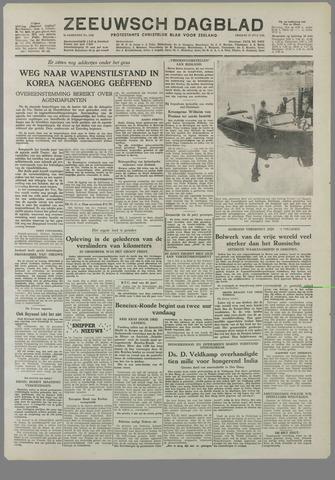 Zeeuwsch Dagblad 1951-07-27