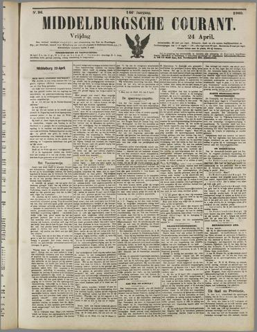 Middelburgsche Courant 1903-04-24