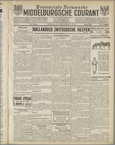 Middelburgsche Courant 1930-09-26