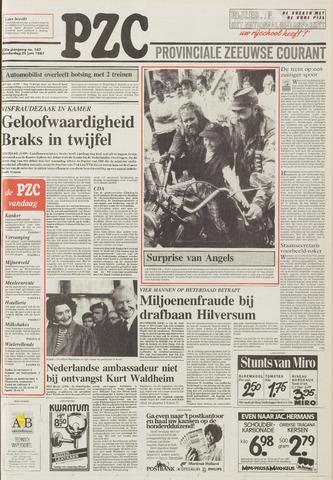 Provinciale Zeeuwse Courant 1987-06-25