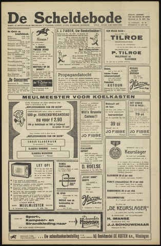 Scheldebode 1961-06-29