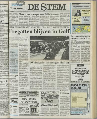 de Stem 1991-01-08