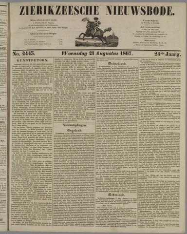 Zierikzeesche Nieuwsbode 1867-08-21