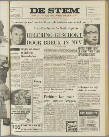 de Stem 1972-10-28