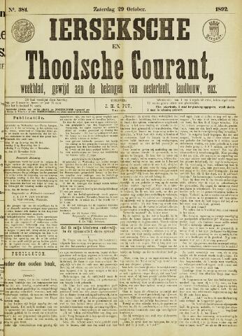 Ierseksche en Thoolsche Courant 1892-10-29