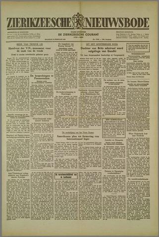 Zierikzeesche Nieuwsbode 1952-02-18