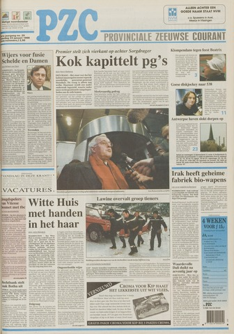 Provinciale Zeeuwse Courant 1998-01-24