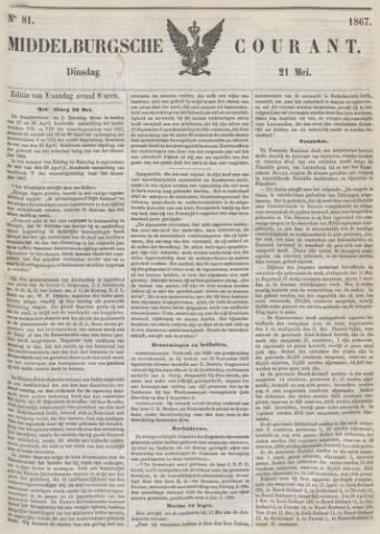 Middelburgsche Courant 1867-05-21