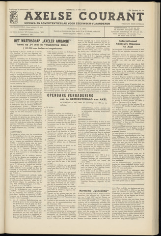 Axelsche Courant 1966-05-21
