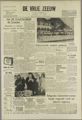 de Vrije Zeeuw 1966-02-26