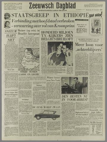 Zeeuwsch Dagblad 1960-12-15