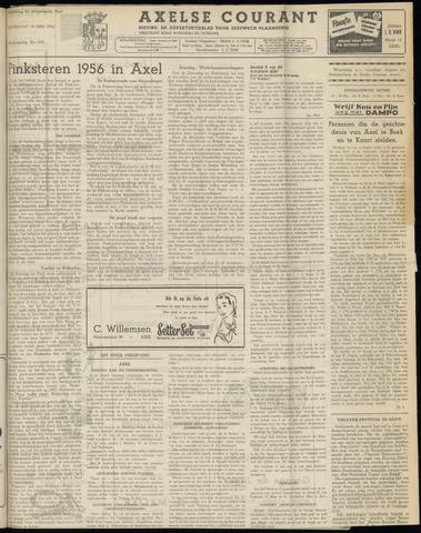 Axelsche Courant 1956-05-19