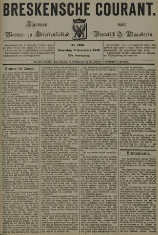 Breskensche Courant 1912-11-09