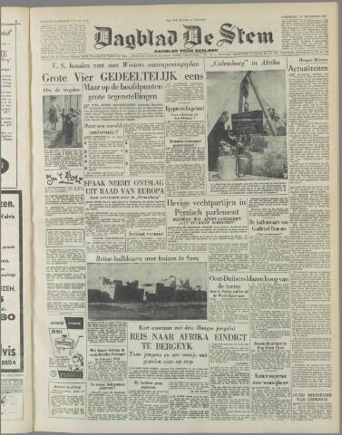de Stem 1951-12-12