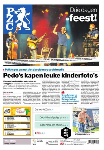 Provinciale Zeeuwse Courant 2017-07-10