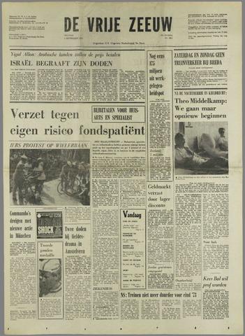de Vrije Zeeuw 1972-09-08