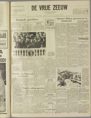 de Vrije Zeeuw 1961-01-23