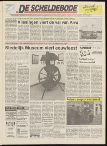 Scheldebode 1990-03-29