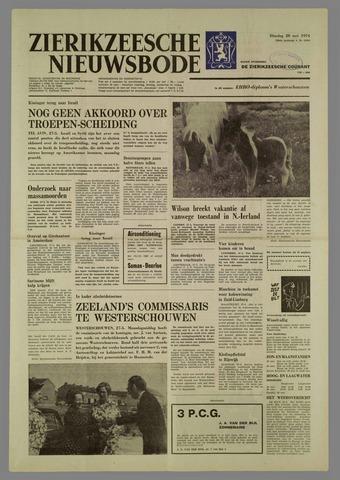Zierikzeesche Nieuwsbode 1974-05-28