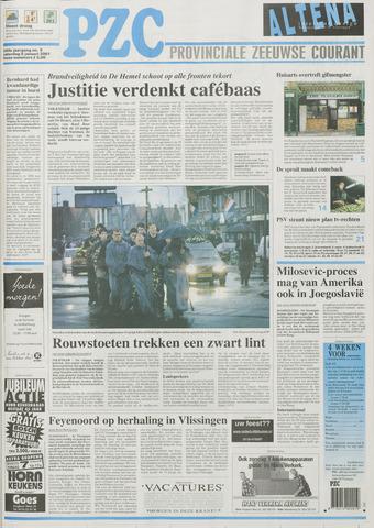 Provinciale Zeeuwse Courant 2001-01-06