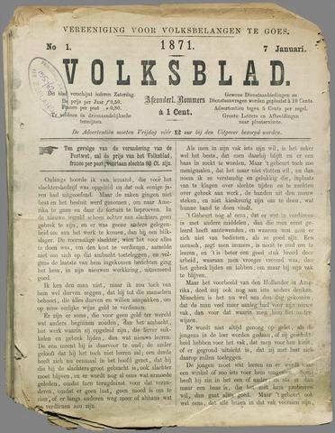 Volksblad 1871