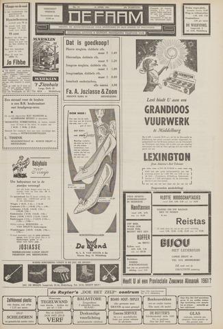 de Faam en de Faam/de Vlissinger 1961-04-14