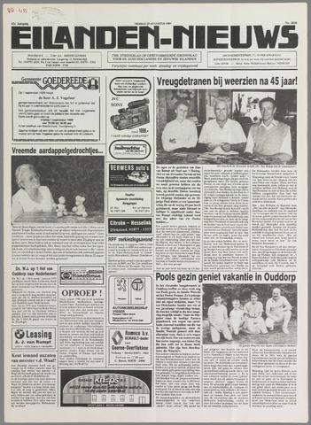 Eilanden-nieuws. Christelijk streekblad op gereformeerde grondslag 1989-08-25