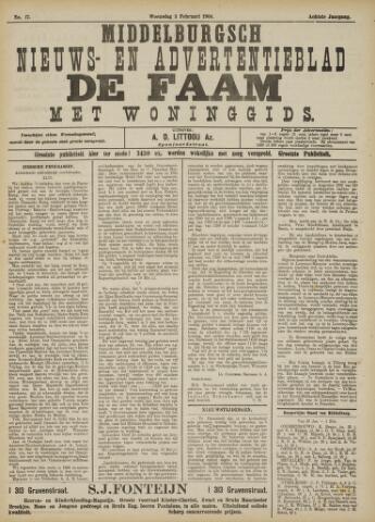 de Faam en de Faam/de Vlissinger 1904-02-03
