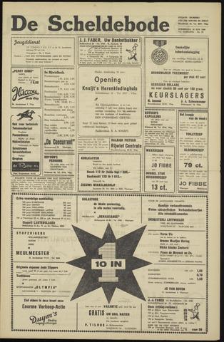 Scheldebode 1960-06-30
