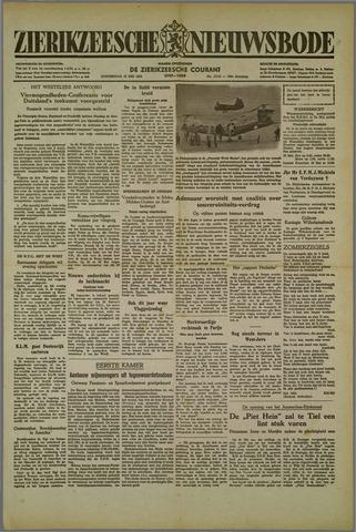 Zierikzeesche Nieuwsbode 1952-05-15