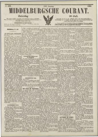 Middelburgsche Courant 1901-07-20