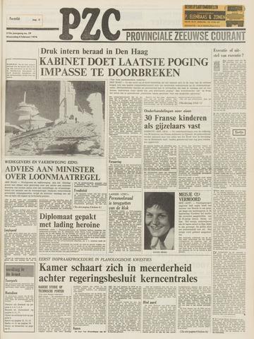 Provinciale Zeeuwse Courant 1976-02-04