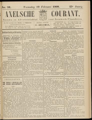 Axelsche Courant 1908-02-19