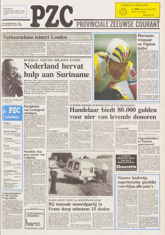 Provinciale Zeeuwse Courant 1989-07-13