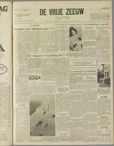 de Vrije Zeeuw 1960-10-11